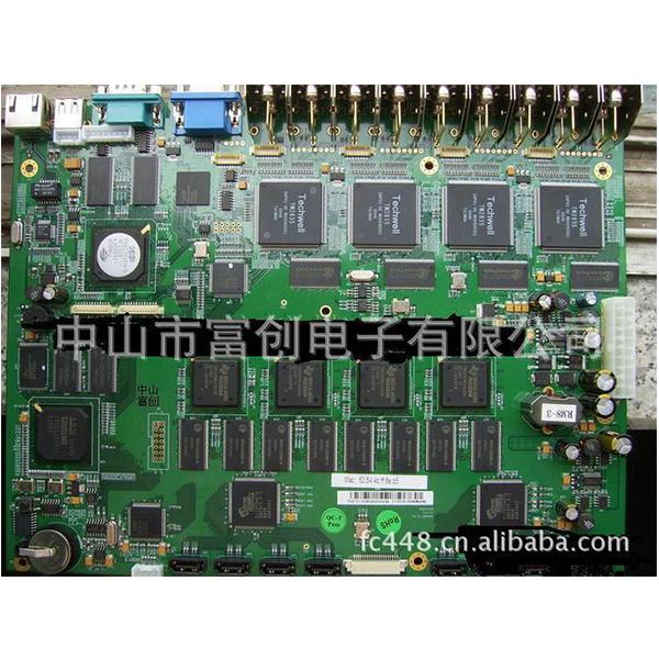 pcb单双面电路板印制加工 中山pcb单双面电路板