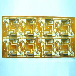 PCB柔性电路板 pcb单双面四层电路板